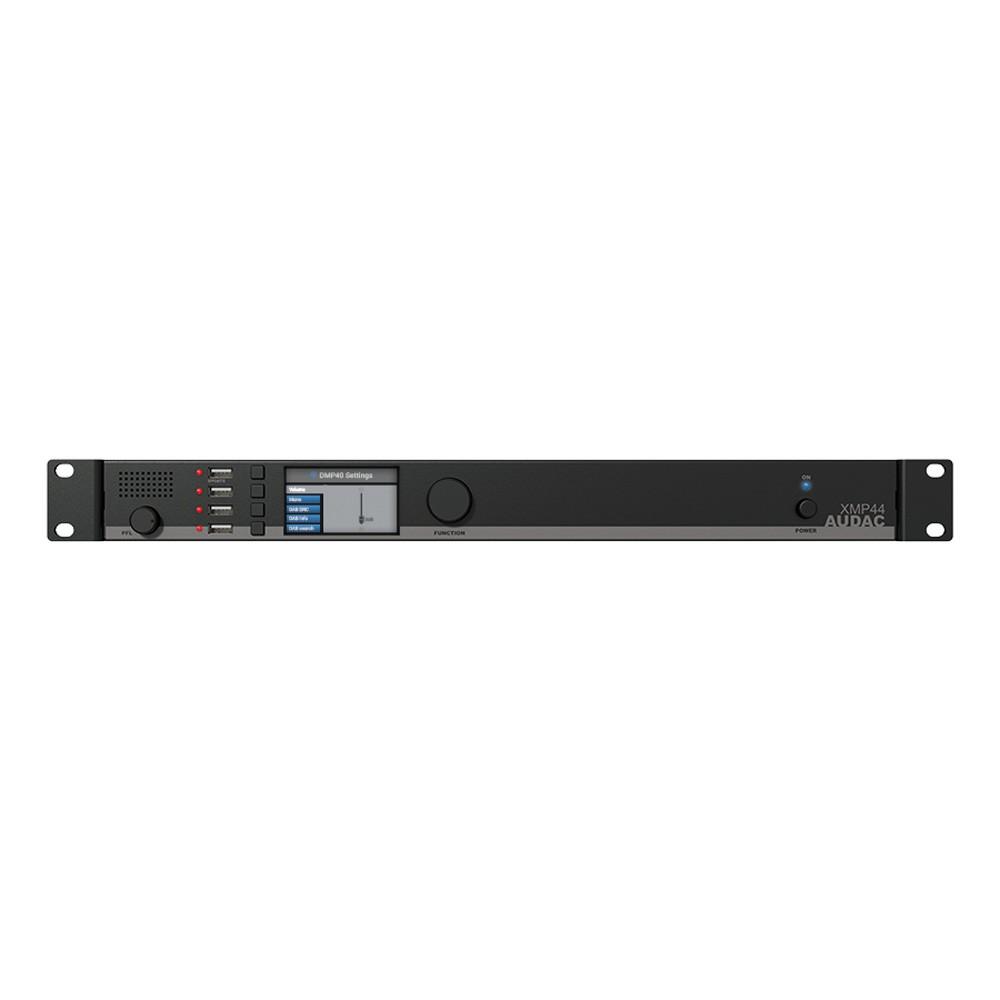 Xmp 44 Cd Multimedia Players Installation Equipment Adam Project 116 Subwoofer Amp