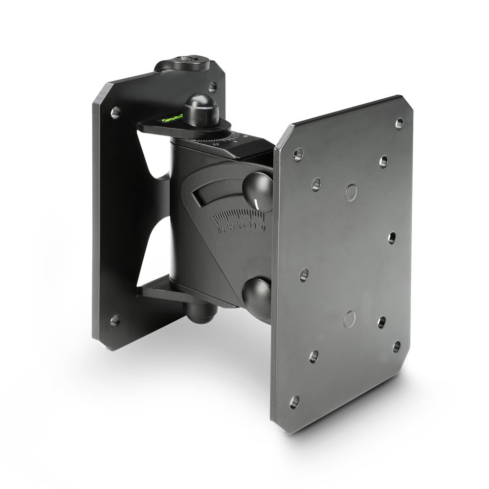 Tilt-and-Swivel Wall Mount for Speakers up to 20 kg