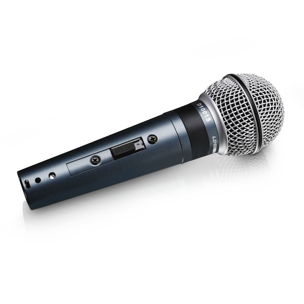 D 1001 S Dynamic Vocal Microphone with Switch