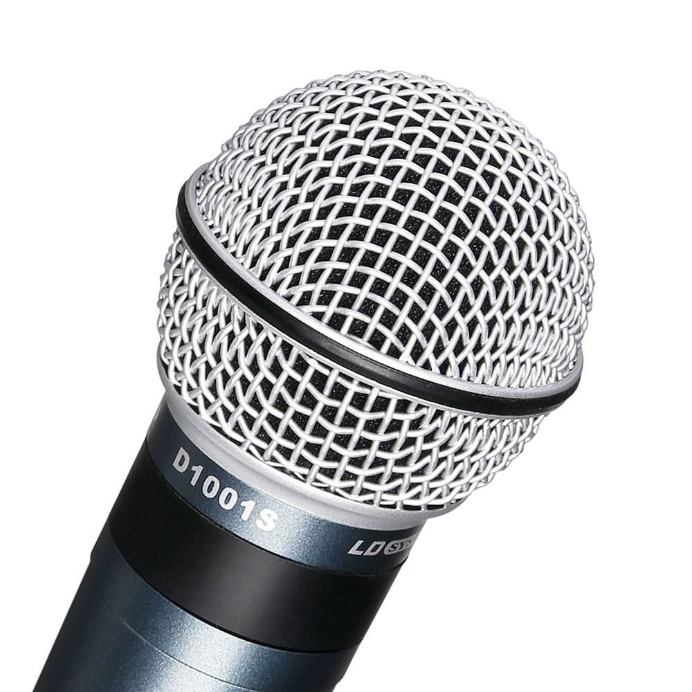 D 1001 S Gesangsmikrofon dynamisch mit Schalter