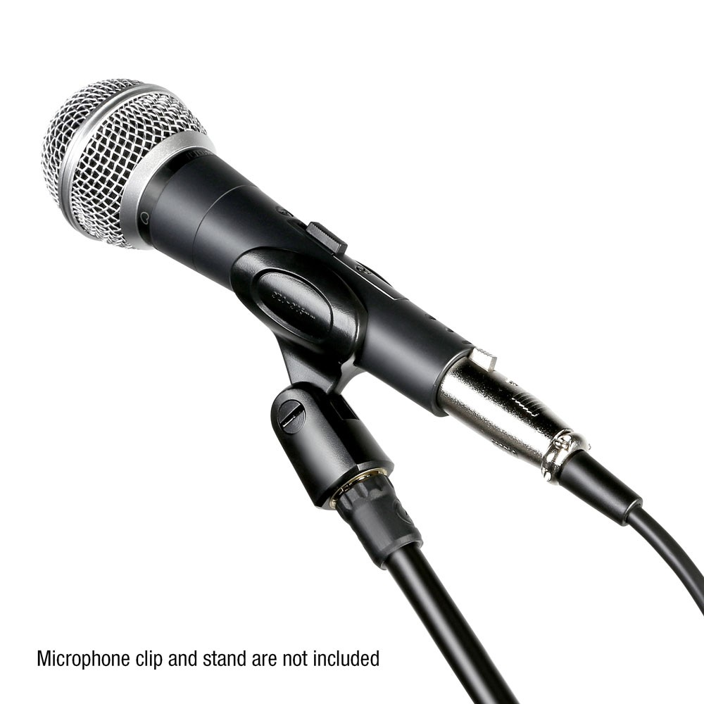 D 1006 Dynamic Vocal Microphone with Switch
