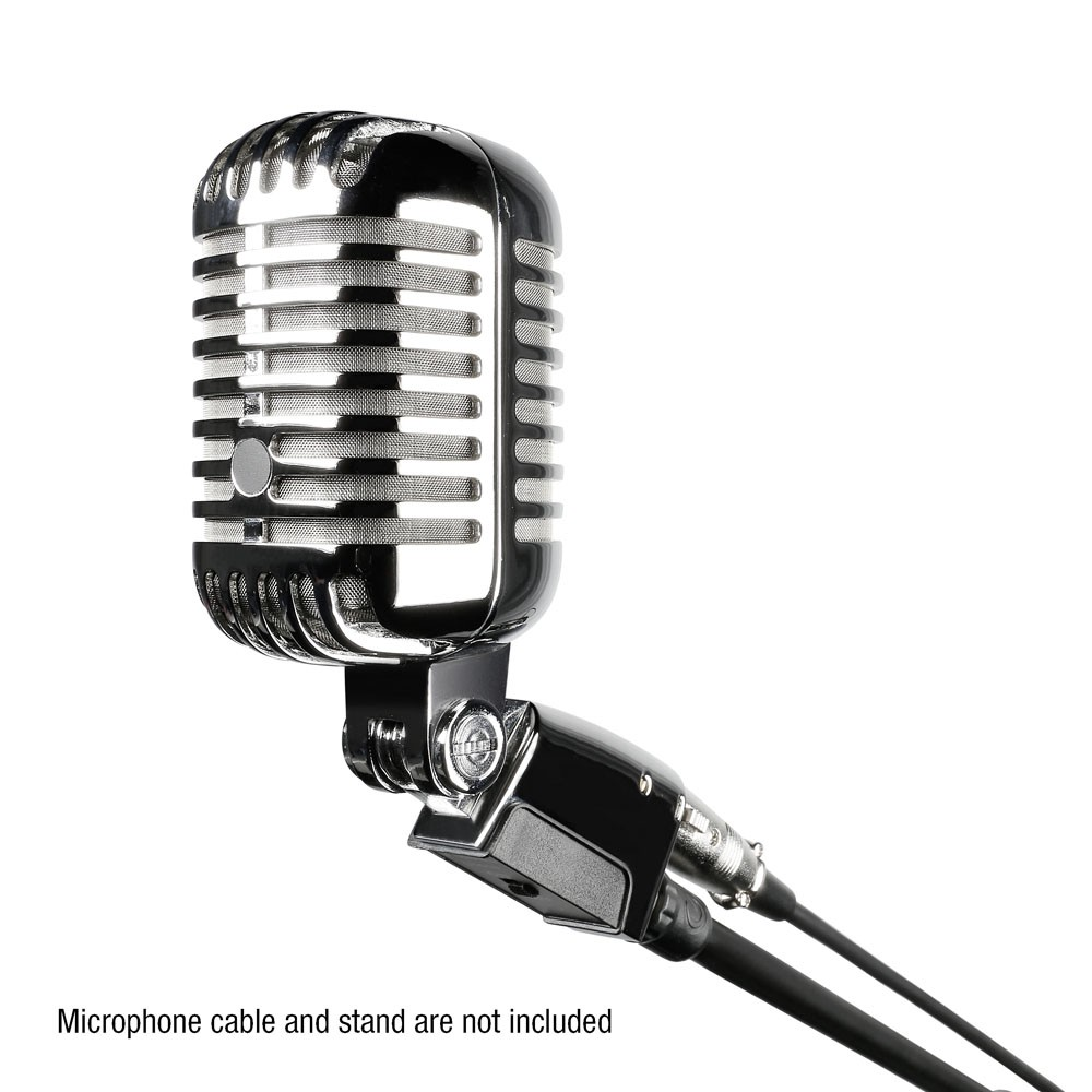 D 1010 Dynamic Vocal Microphone Memphis Style