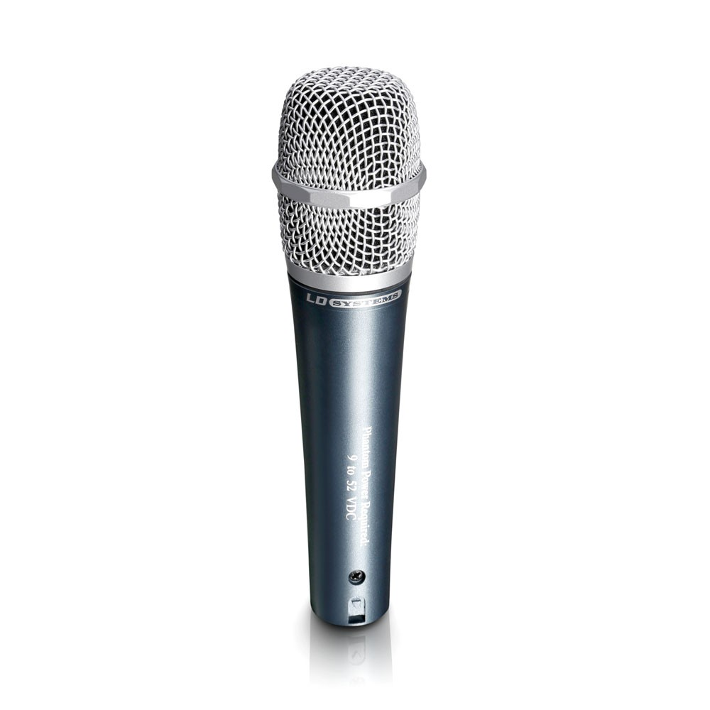 D 1011 Condenser Vocal Microphone