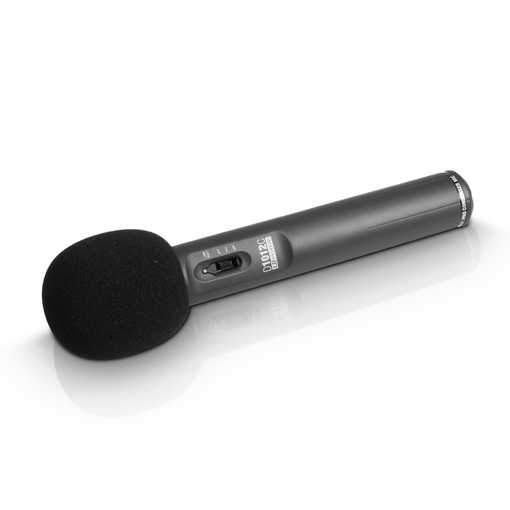 D 1012 C Condenser microphone