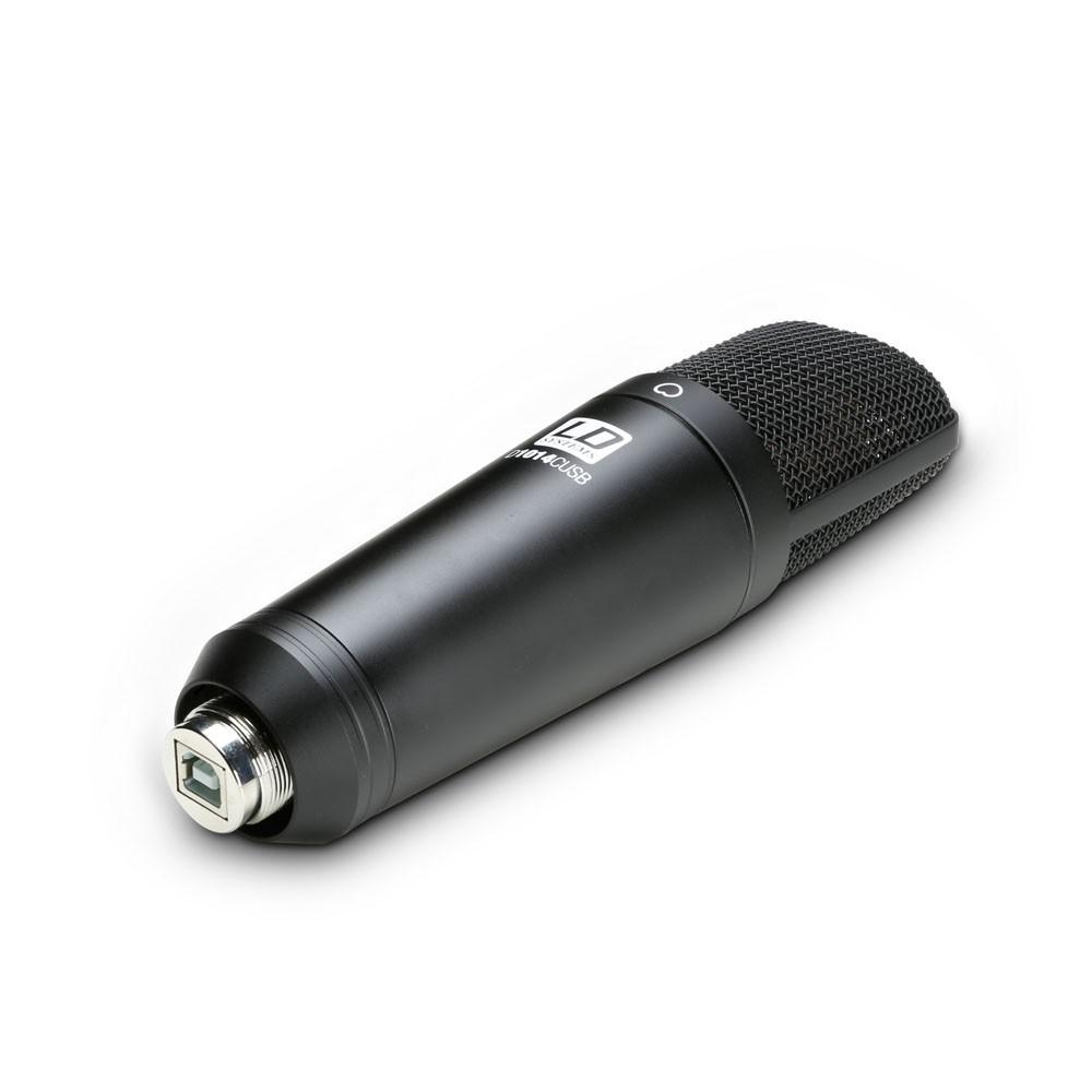 D 1014 C USB USB Kondensatormikrofon