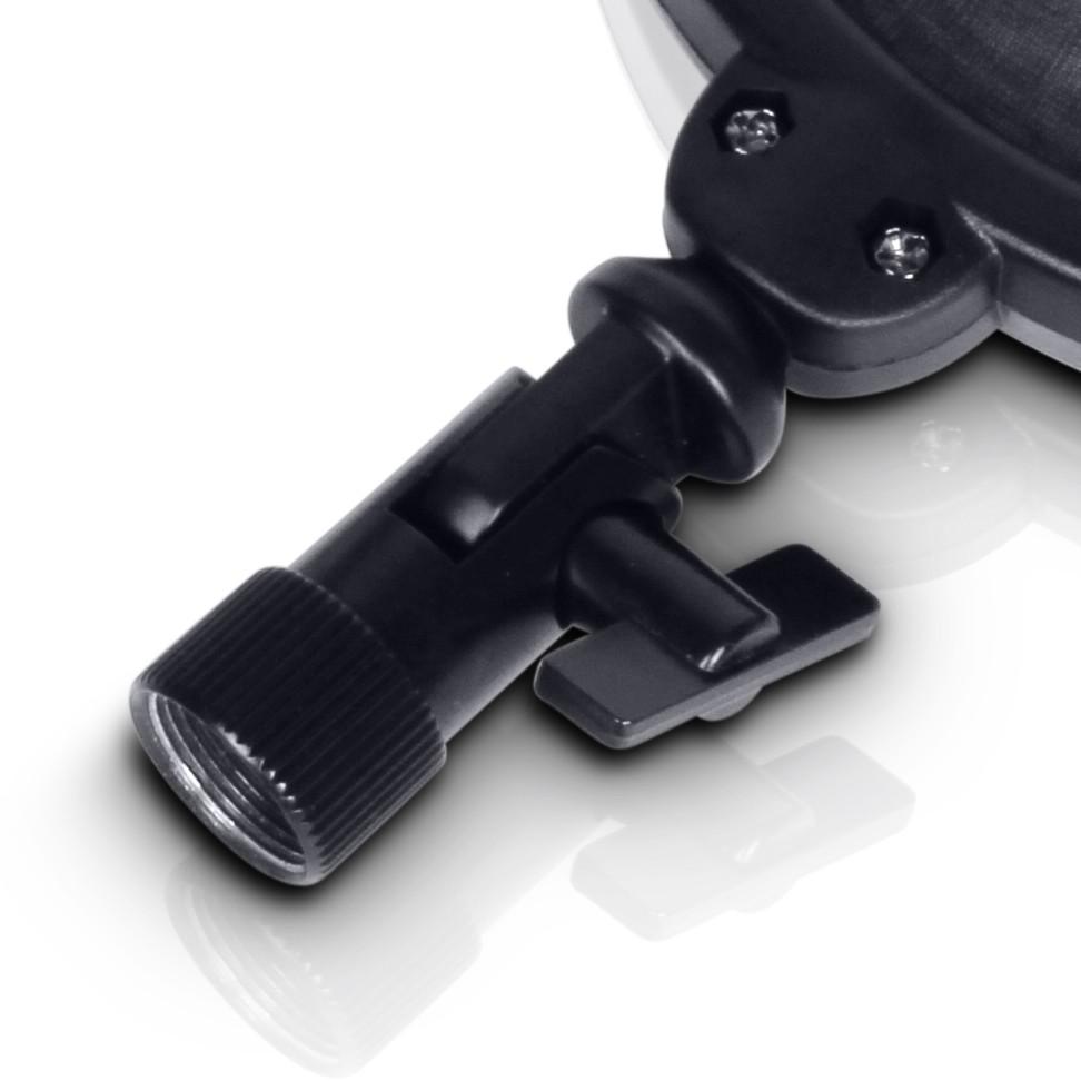 DSM 400 Suspension microphone avec filtre anti-pop