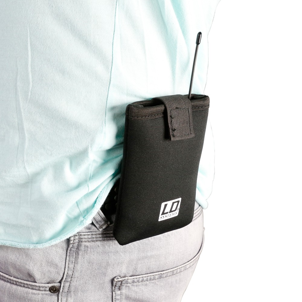 BP POCKET 1 Bodypack Transmitter Pouch