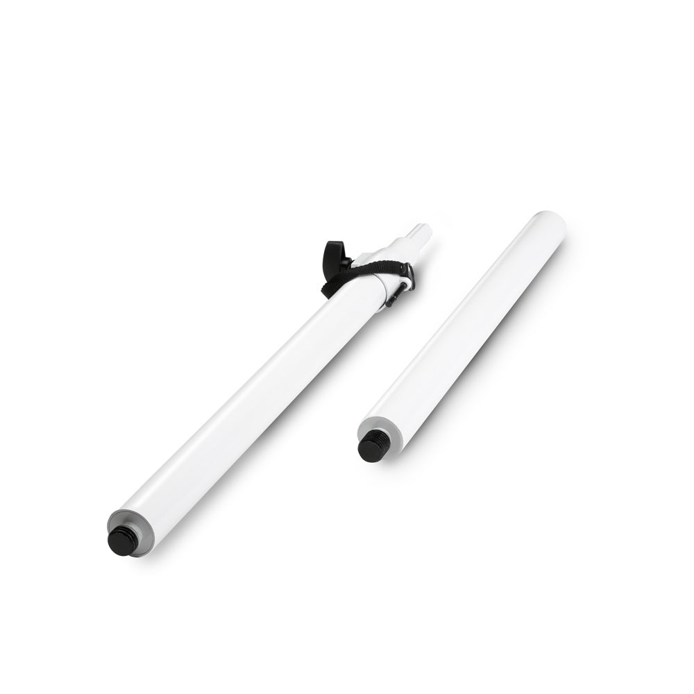 CURV 500 DBW Adjustable  Distance bar for CURV 500 Portable Array System, white