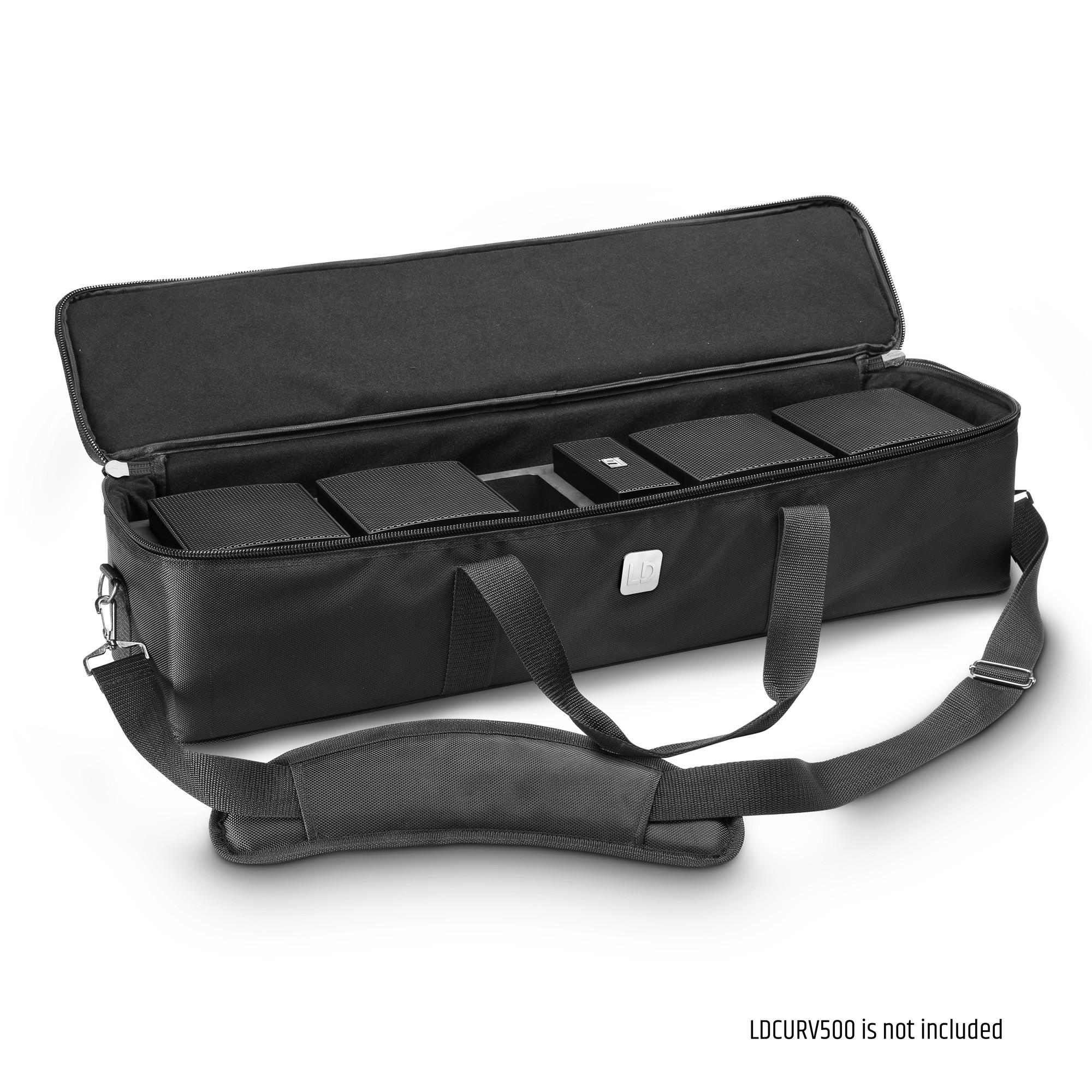 CURV 500 SAT BAG Transporttasche für 4 CURV 500 Satelliten