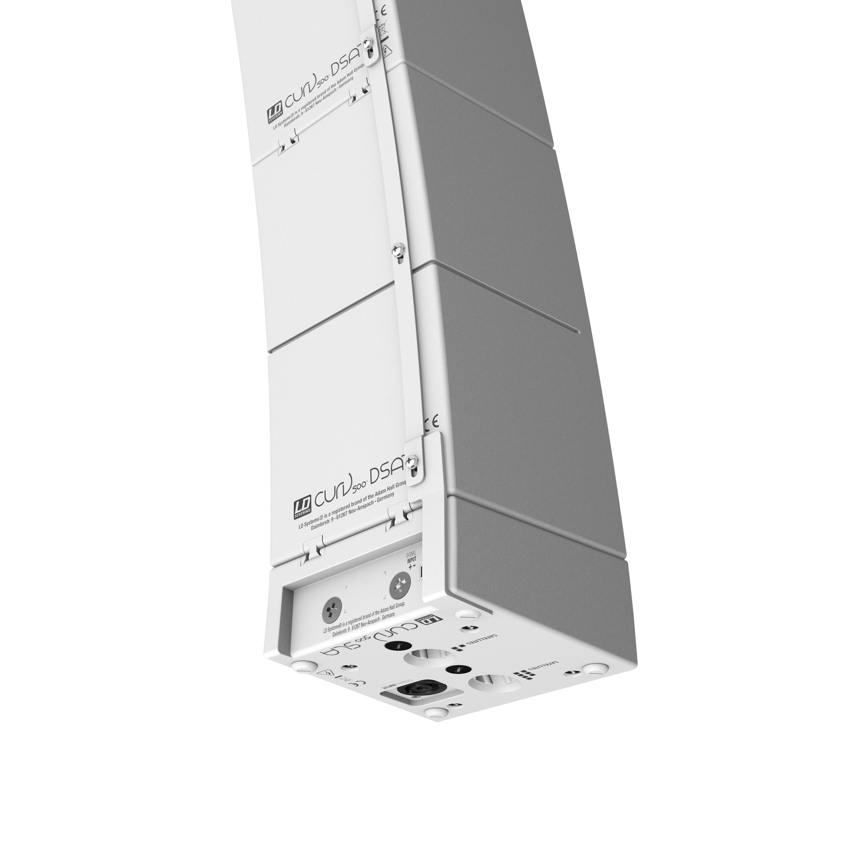 CURV 500 SECURITY KIT 2 W Security Kit für CURV 500 Duplex-Satelliten Weiß