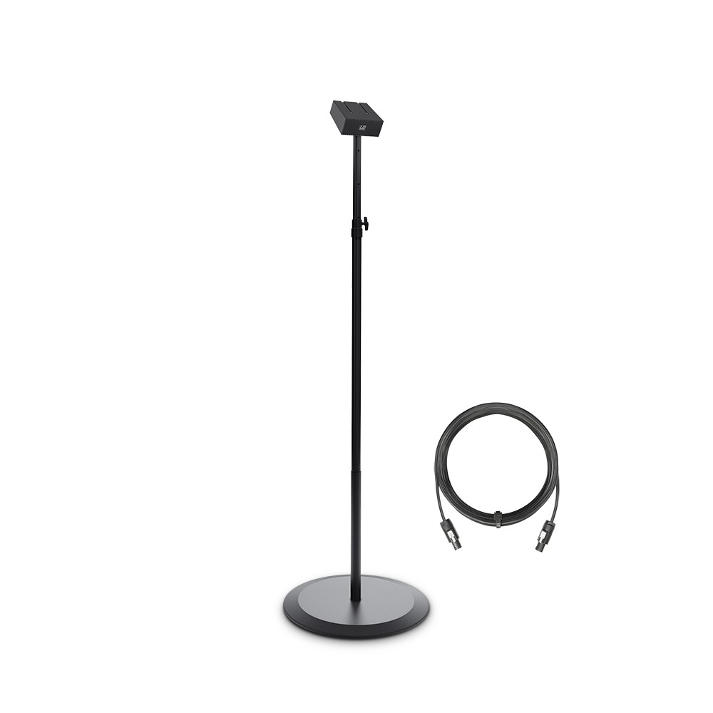 CURV 500 STS Stereo Set composed of a SmartLink adapter, distance bar, speaker stand base and cable