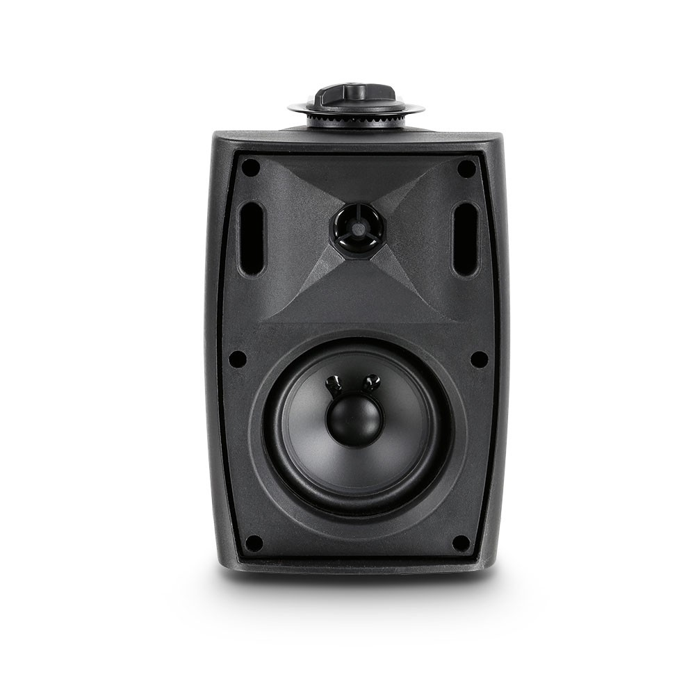 "Contractor CWMS 42 B 100 V 4"" 2-way wall mount speaker 100 V black (pair)"