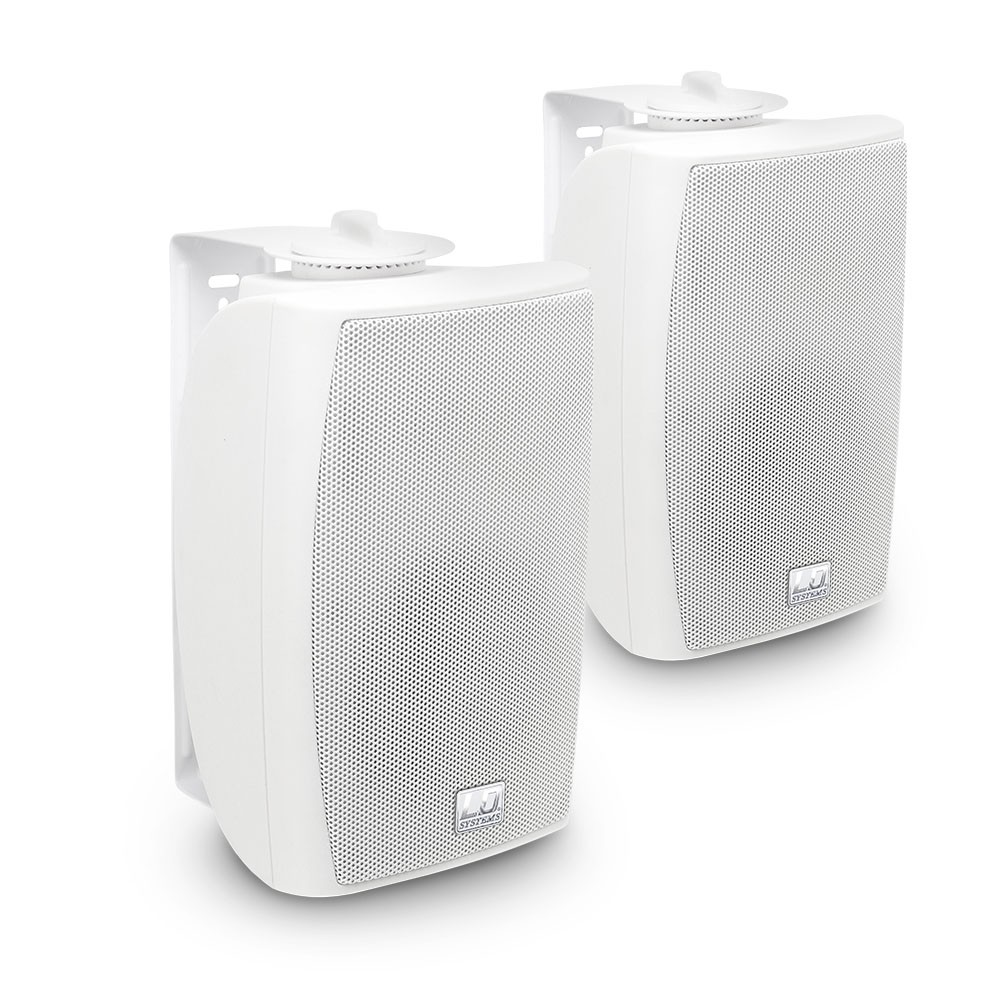 "Contractor CWMS 42 W 4"" 2-way wall mount speaker white (pair)"