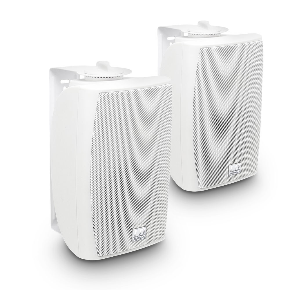 "Contractor CWMS 42 W 100 V 4"" 2-way Wall Mount Speaker 100 V white (pair)"