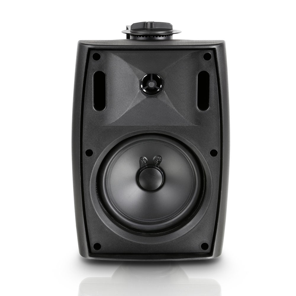 """Contractor CWMS 52 B 100 V 5.25"""" 2-way Wall Mount Speaker 100 V black (pair)"""