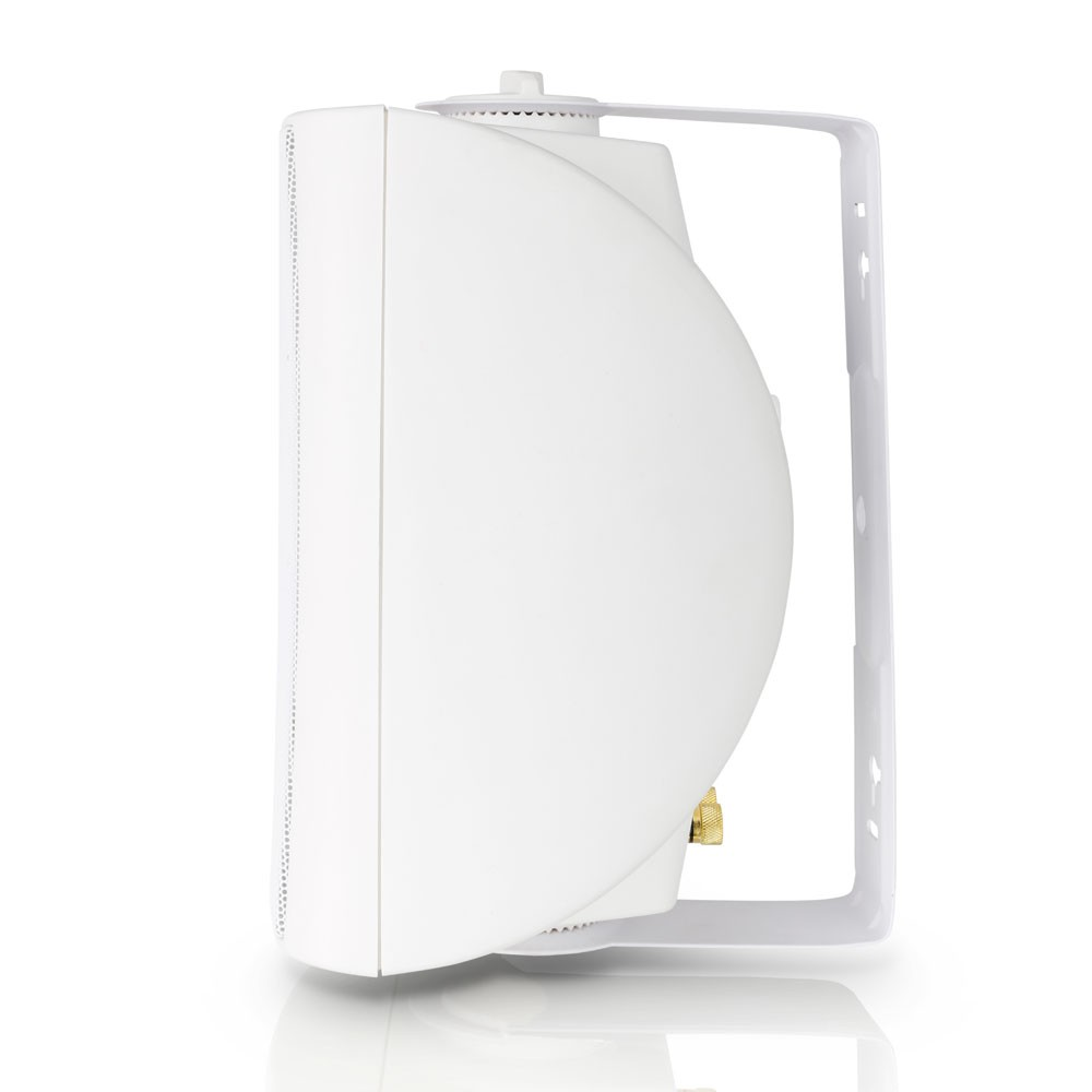 "Contractor CWMS 52 W 5.25"" 2-way Wall Mount Speaker white (pair)"