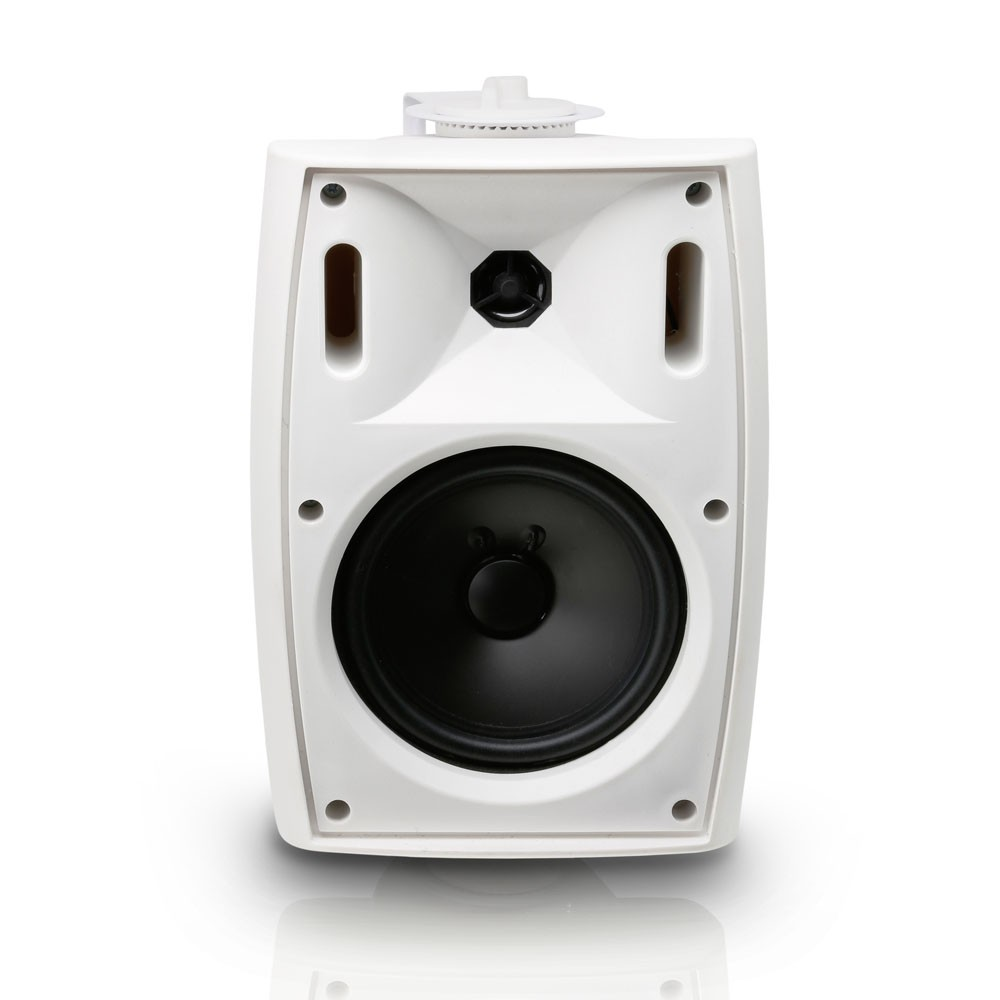 """Contractor CWMS 52 W 100 V 5.25"""" 2-way Wall Mount Speaker 100 V white (pair)"""