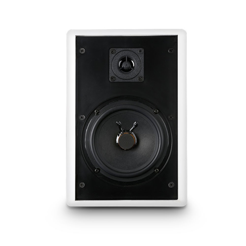 "Contractor CWMSS 5 W 5,25"" 2-way wall mount speaker flat white (pair)"