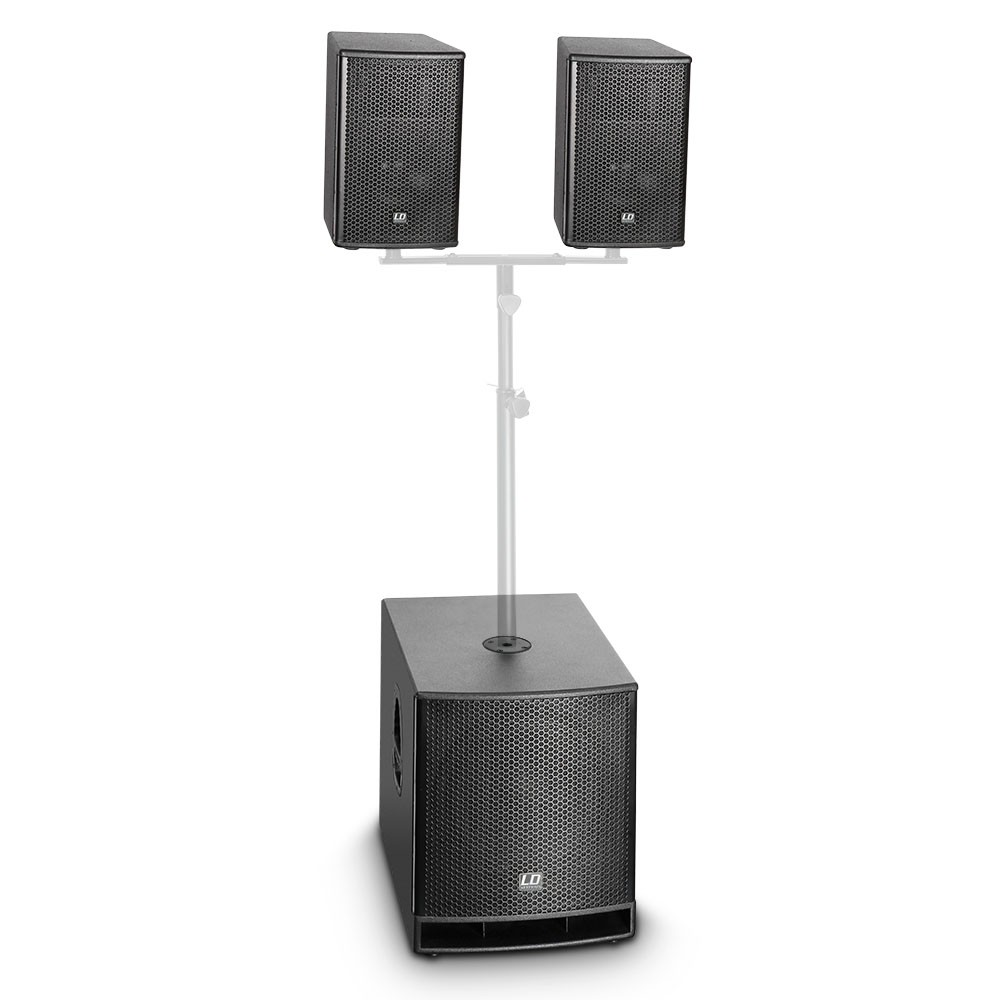 """DAVE 12 G3 Compact 12"""" active PA System"""