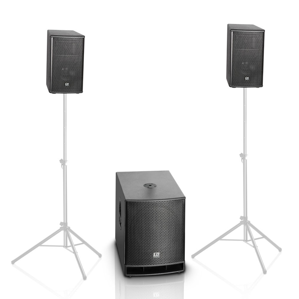 "DAVE 15 G3 Compact 15"" active PA System"