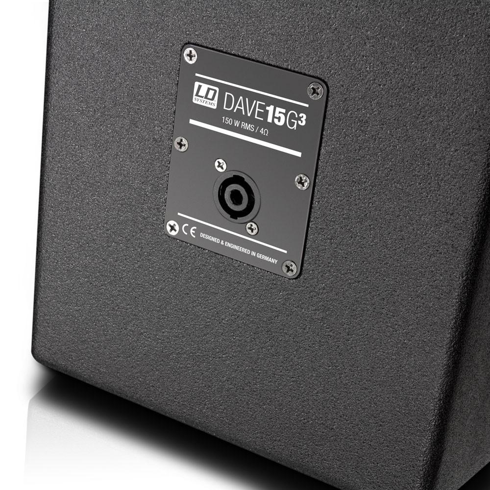 """DAVE 15 G3 Système Sono compact actif 15"""""""
