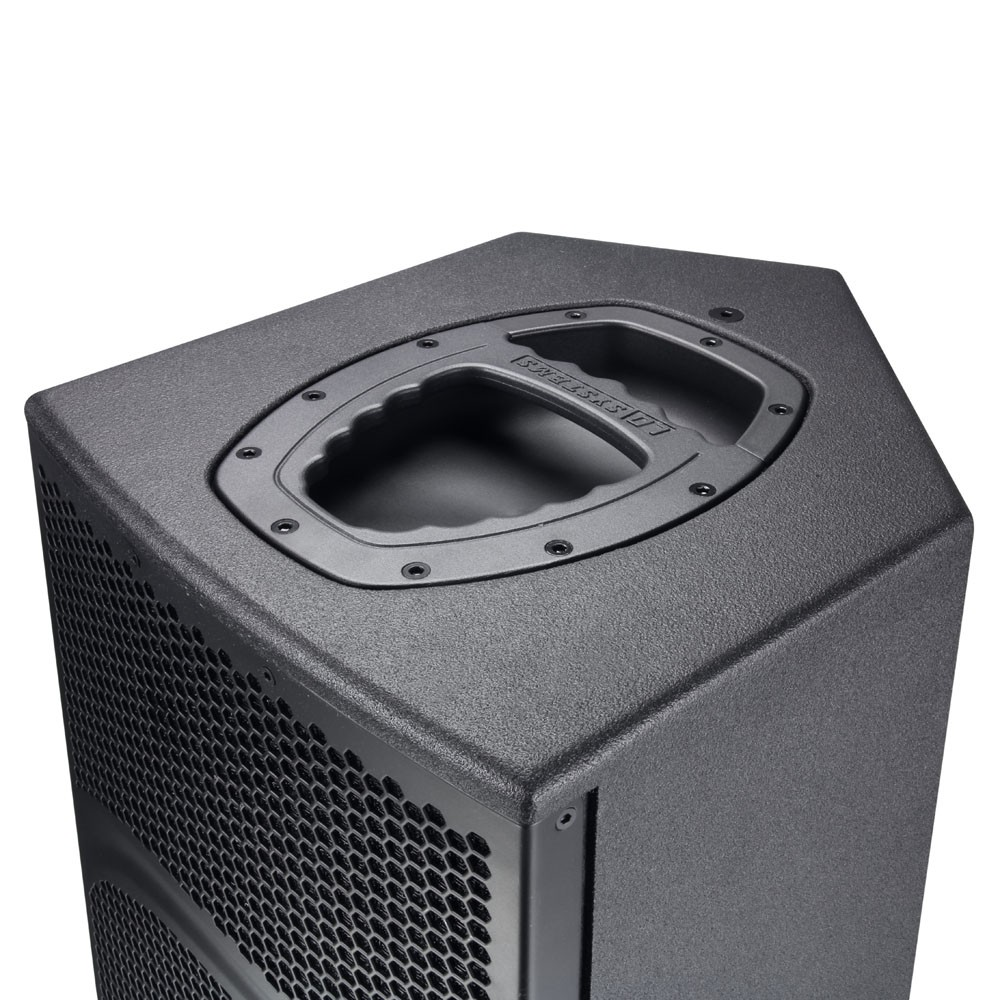 "DDQ 10 10"" Active PA Speaker with DSP"