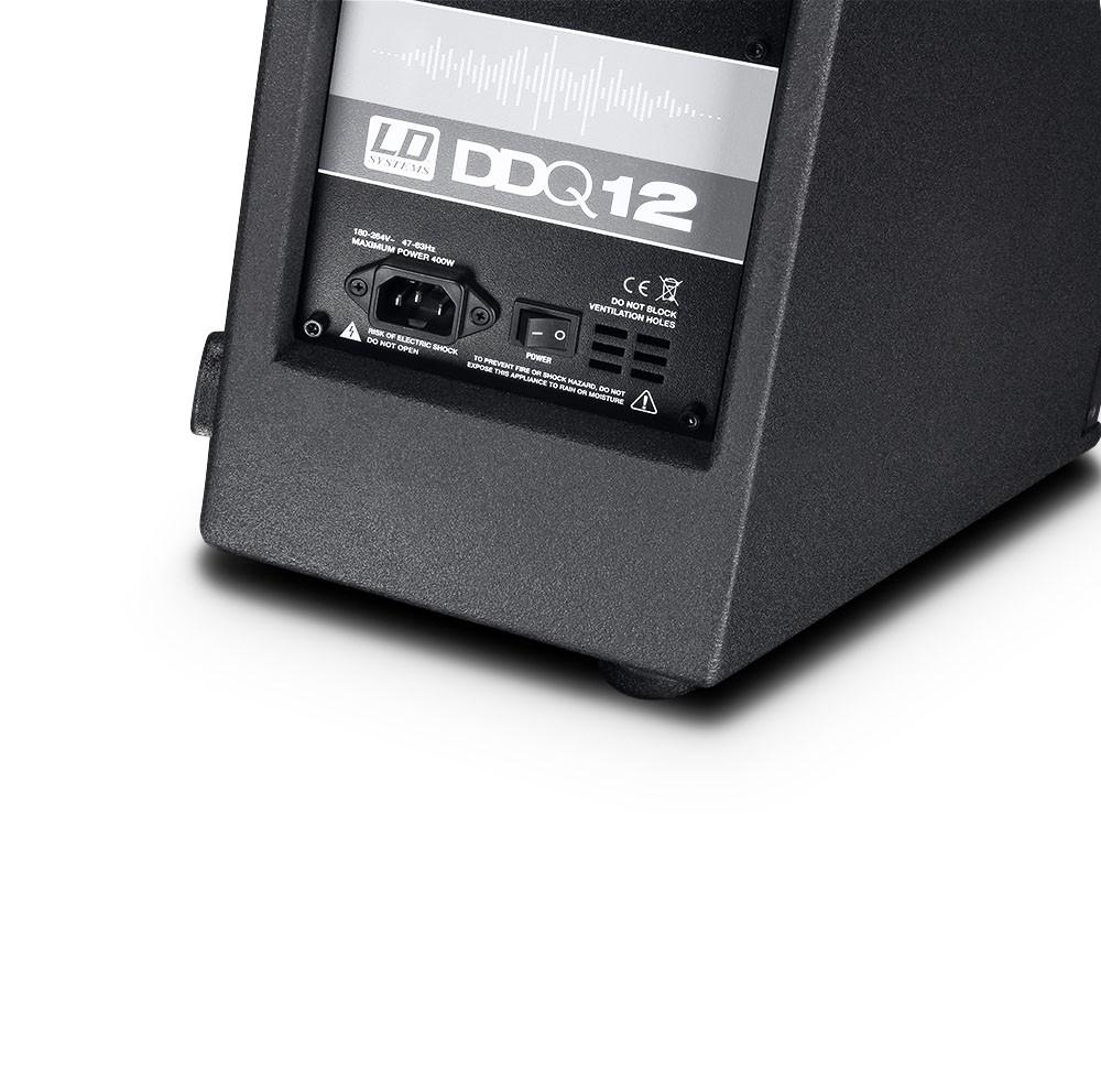 """DDQ 12 Enceinte de sonorisation active 12"""" avec DSP intégré"""