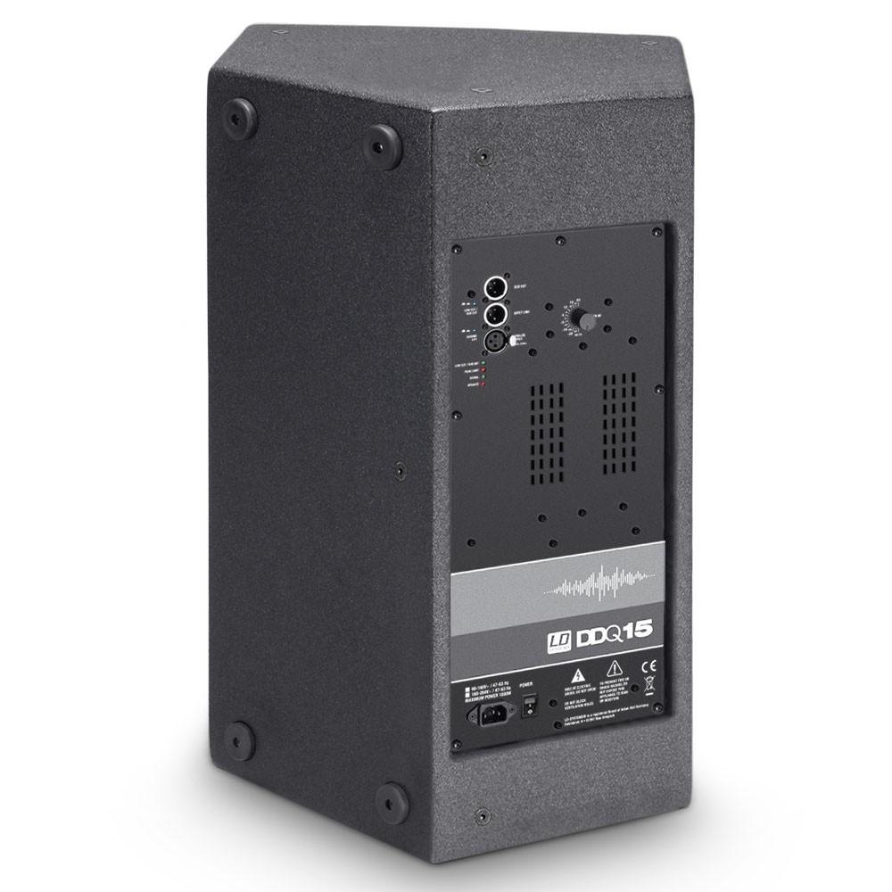 """DDQ 15 Enceinte de sonorisation active 15"""" avec DSP intégré"""