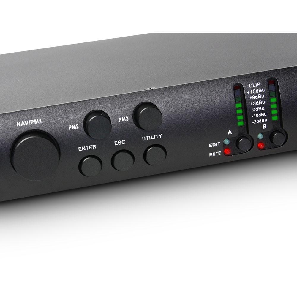 """DPA 260 19"""" DSP Controller 6 Kanal"""