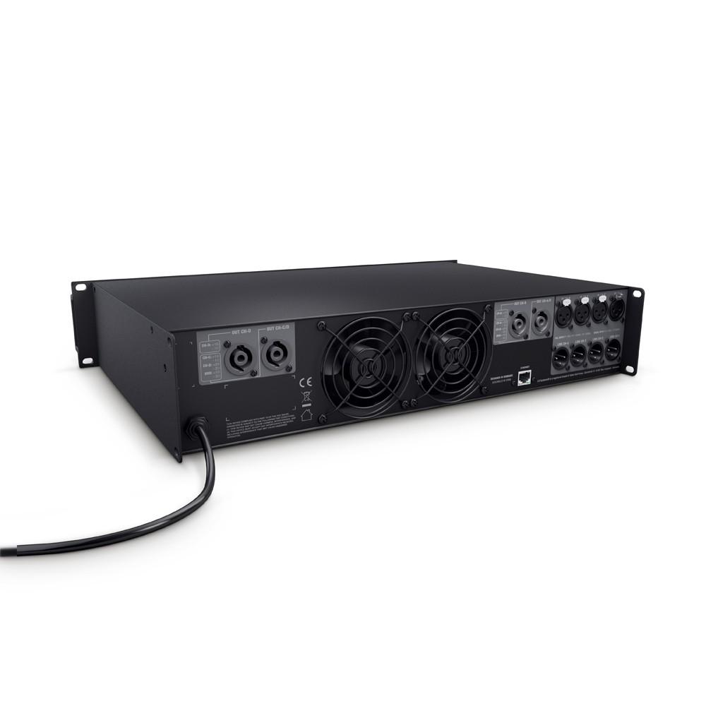 DSP 45 K 4-Kanal Leistungsverstärker mit DSP