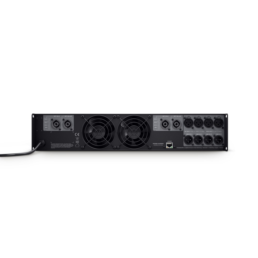Ld Systems Dsp 45 K Loudspeaker Protection With Soft Start Image 4 Product