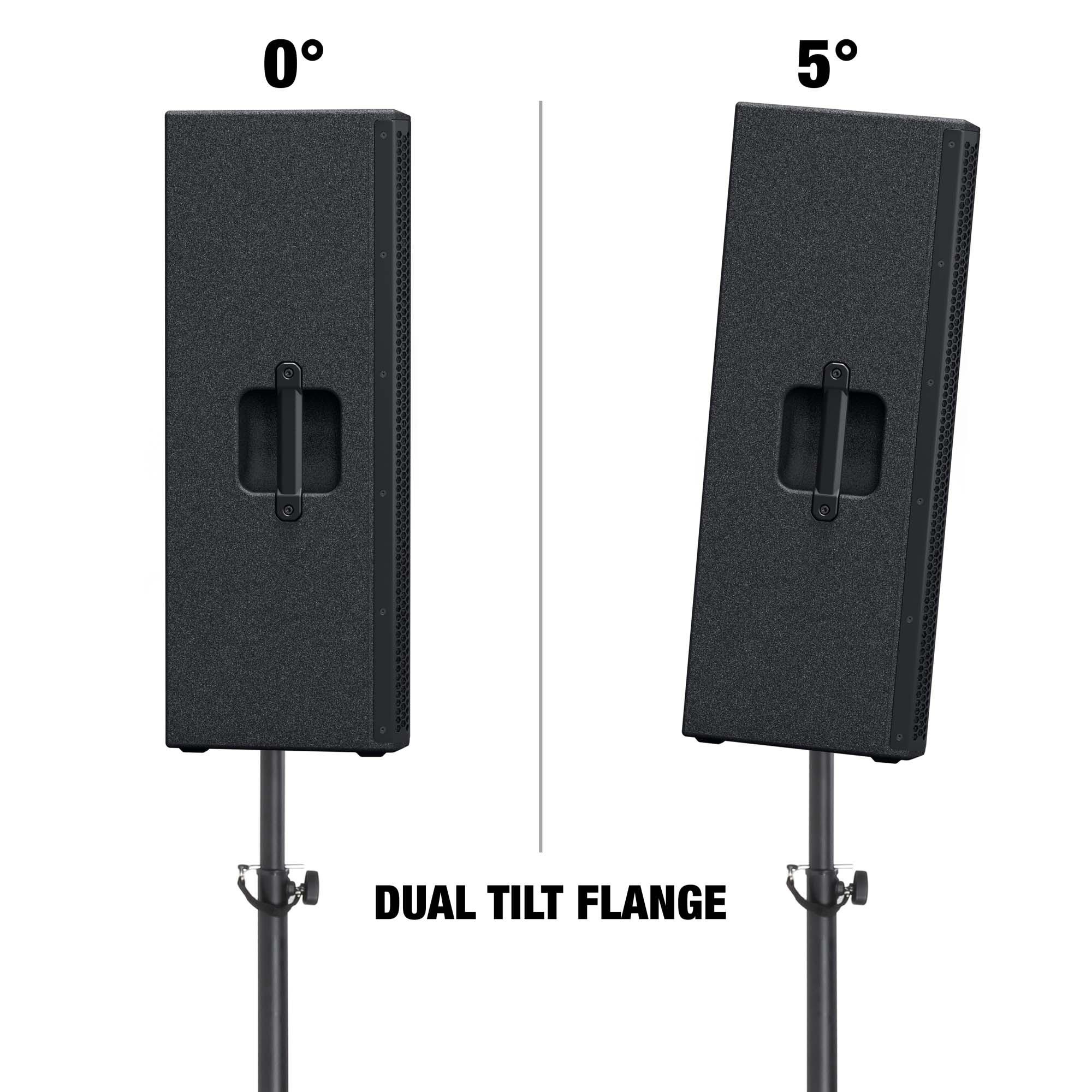 """STINGER 28 A G3 Altavoz bass reflex activo de 2 x 8"""" y 2 vías para PA"""