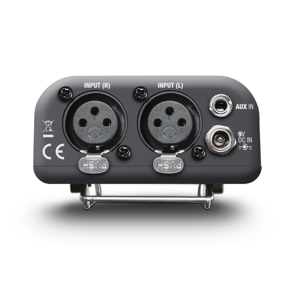 HPA 1 Amplifier for headphones and wired IEM
