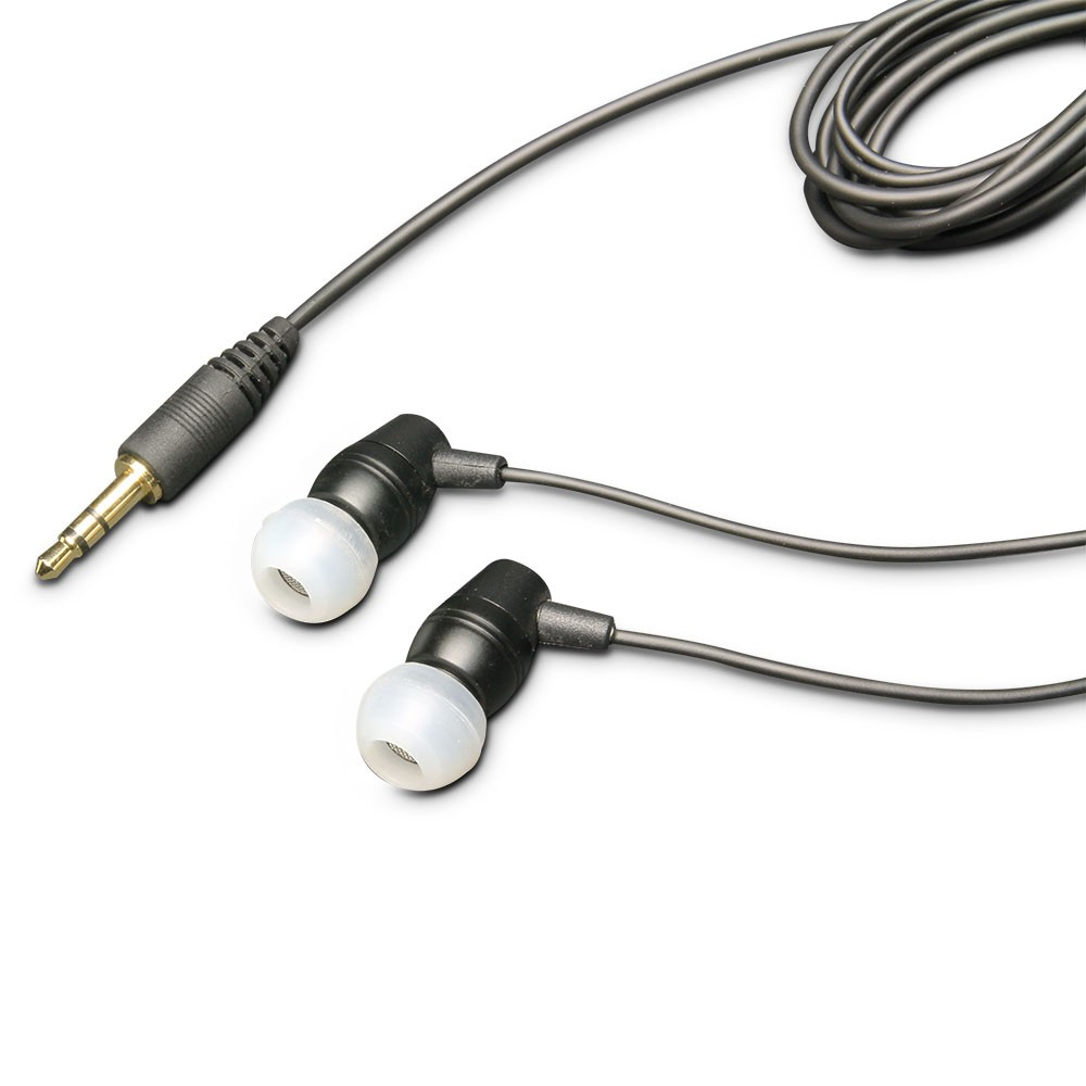 IEHP 1 Professional In-Ear Headphones black