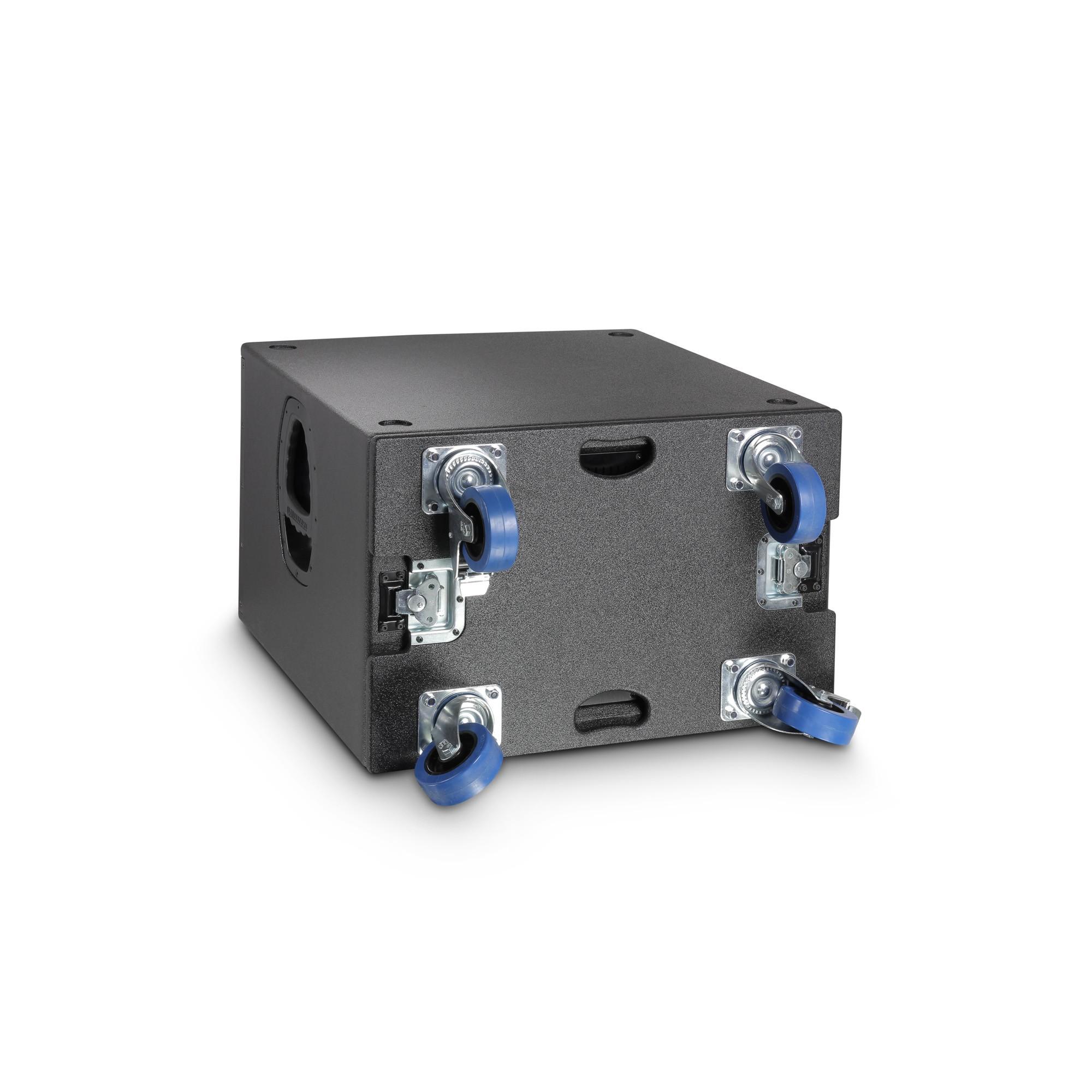 MAUI 44 CB Rollenbrett für LD MAUI 44 Säulen PA System aktiv