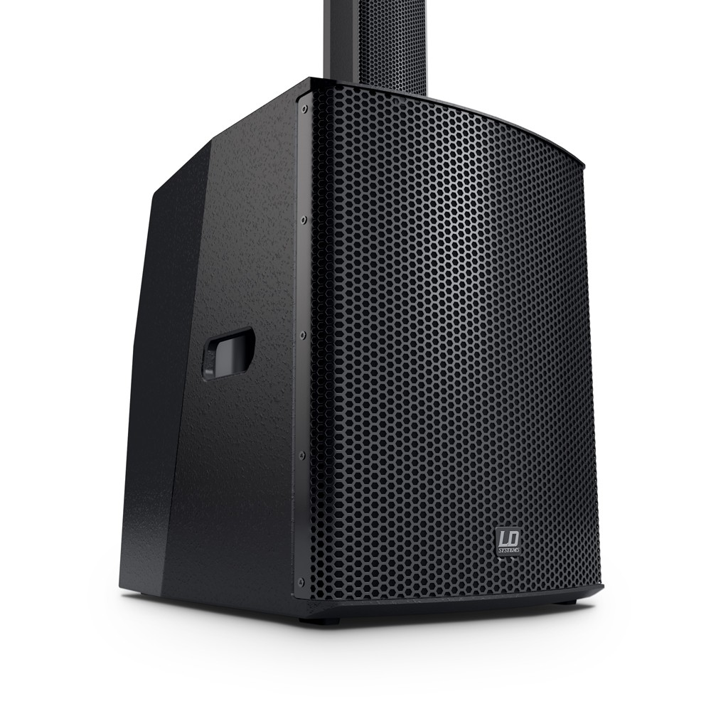 MAUI 28 G2 Compact column PA system active with built-in mixer and Bluetooth black