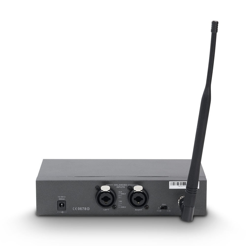 MEI 1000 G2 B 5 In-Ear Monitoring System wireless band  5 584 - 608 MHz