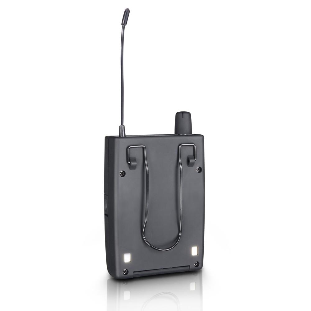 MEI 1000 G2 BPR Receptor para Sistema de Monitoraje In-Ear LDMEI1000G2