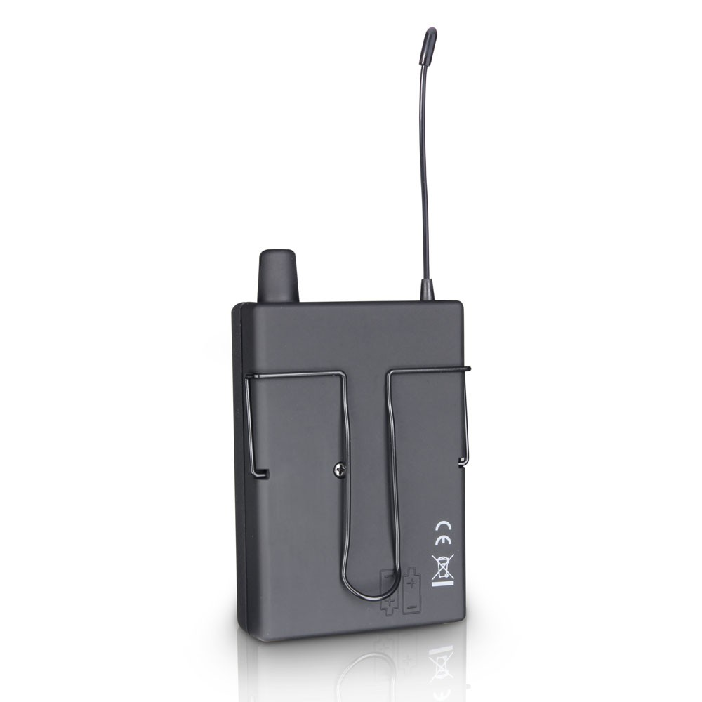 MEI 100 G2 B 6 In-Ear Monitoring System drahtlos Band 6 655 - 679 MHz