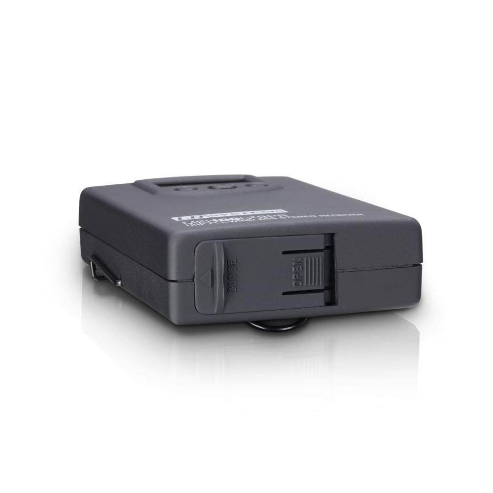 MEI 100 G2 BPR Empfänger für LDMEI100G2 In-Ear Monitoring System
