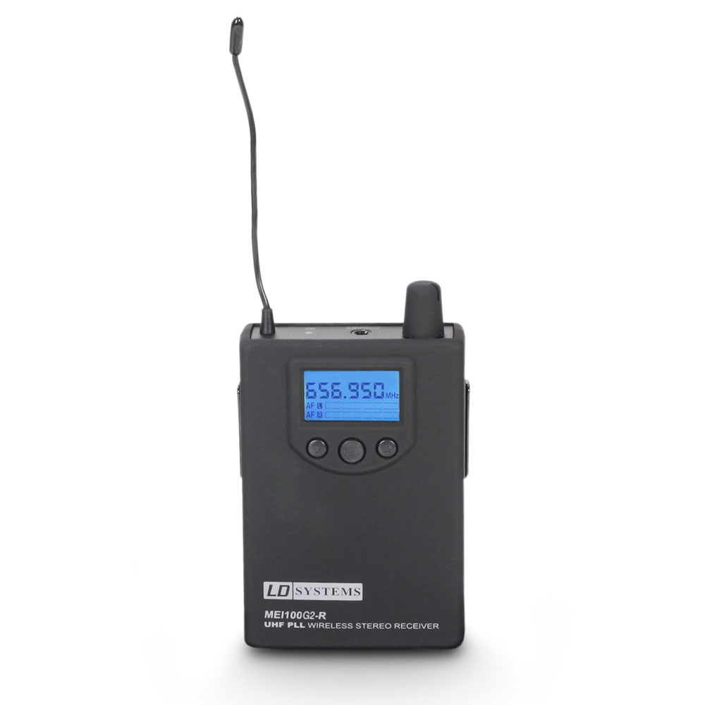 MEI 100 G2 BPR B 6 Receiver for LDMEI100G2 In-Ear Monitoring System band 6