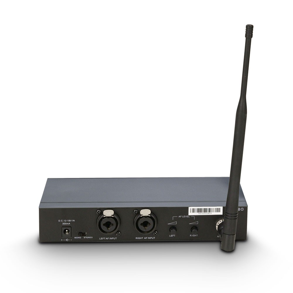MEI 100 G2 T B 5 Transmitter for LDMEI100G2 In-Ear Monitoring System frequency range 5 584 - 607 MHz