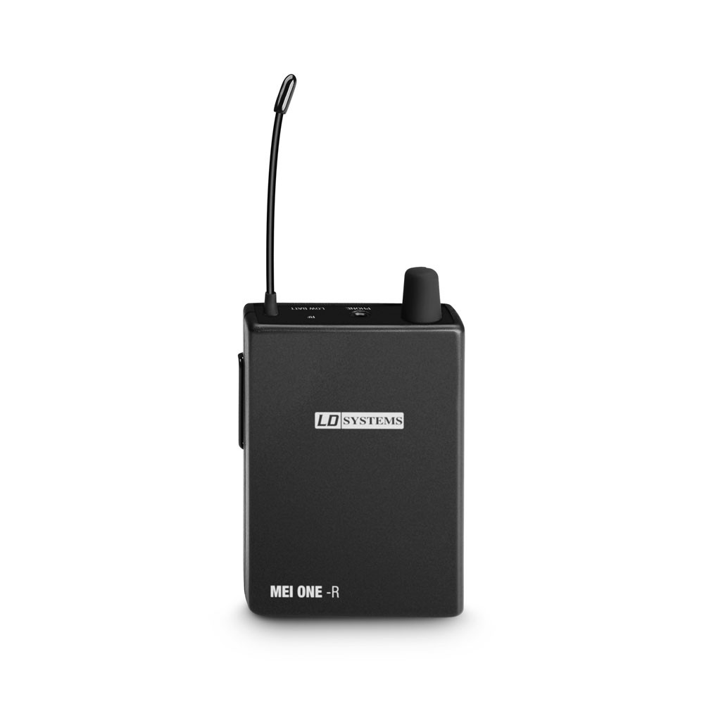 MEI ONE 1 In-Ear Monitoring System wireless 863,700 MHz