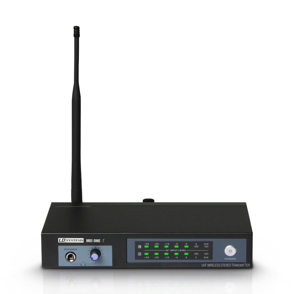 MEI ONE 1 T Transmitter for LD MEI ONE 1 in-ear monitoring system wireless 863.700 MHz