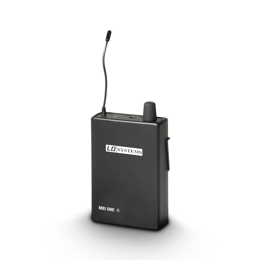 MEI ONE 2 BPR Receiver for LD MEI ONE 2 In-Ear Monitoring System wireless 864,100 MHz
