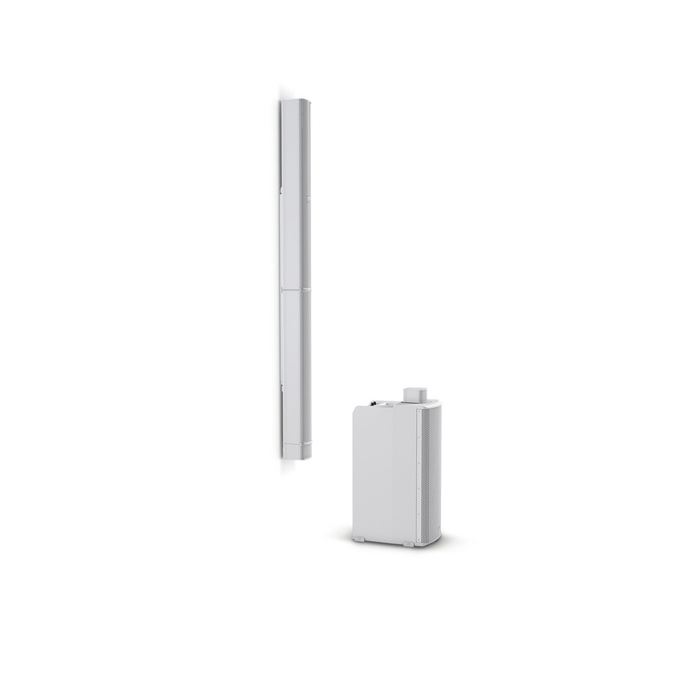 M G2 IK 1 W Installation Kit For MAUI G2 Columns (Parallel Wall Mount)