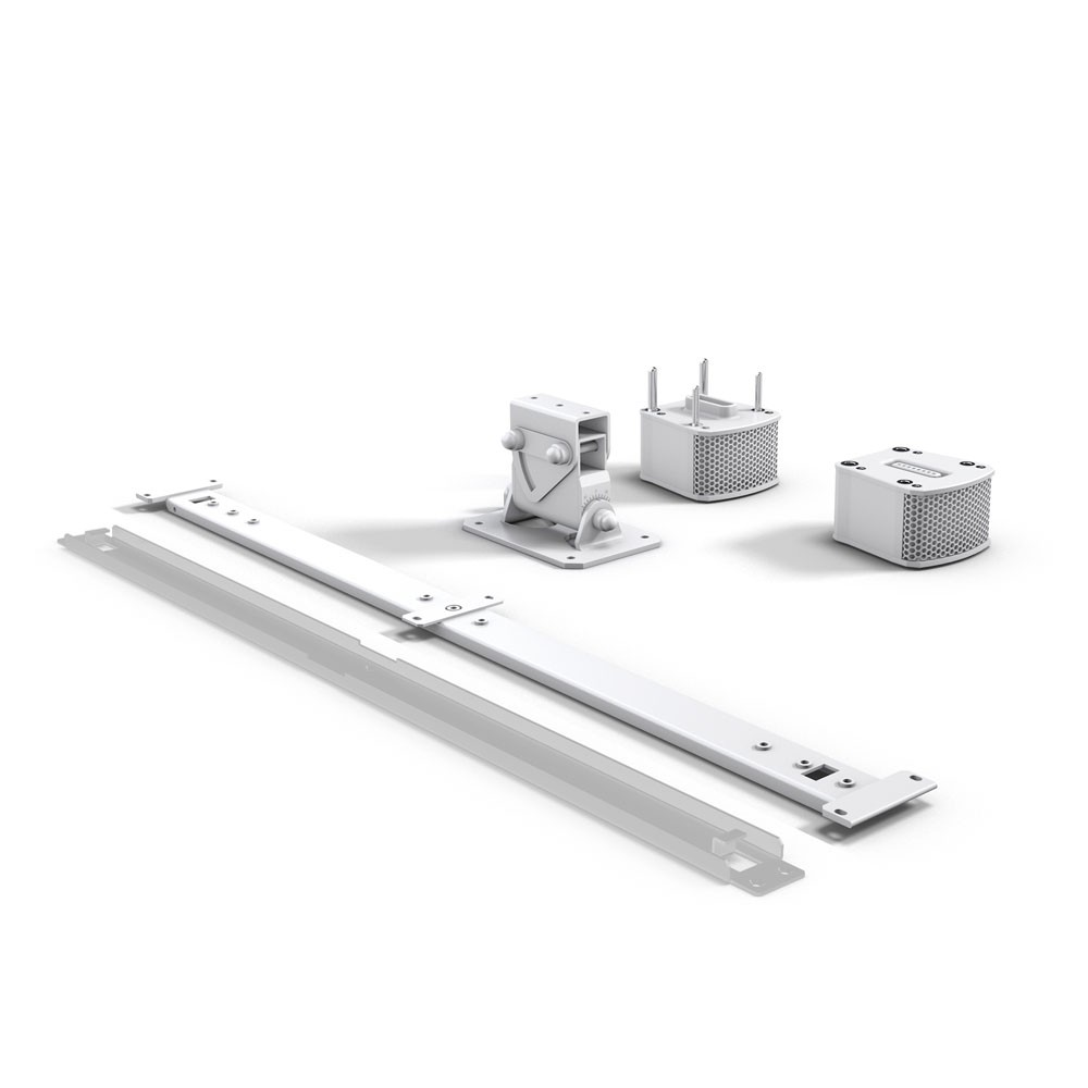 M G2 IK 2 W Installation Kit For MAUI G2 Columns (Tilt And Swivel Wall Mount)