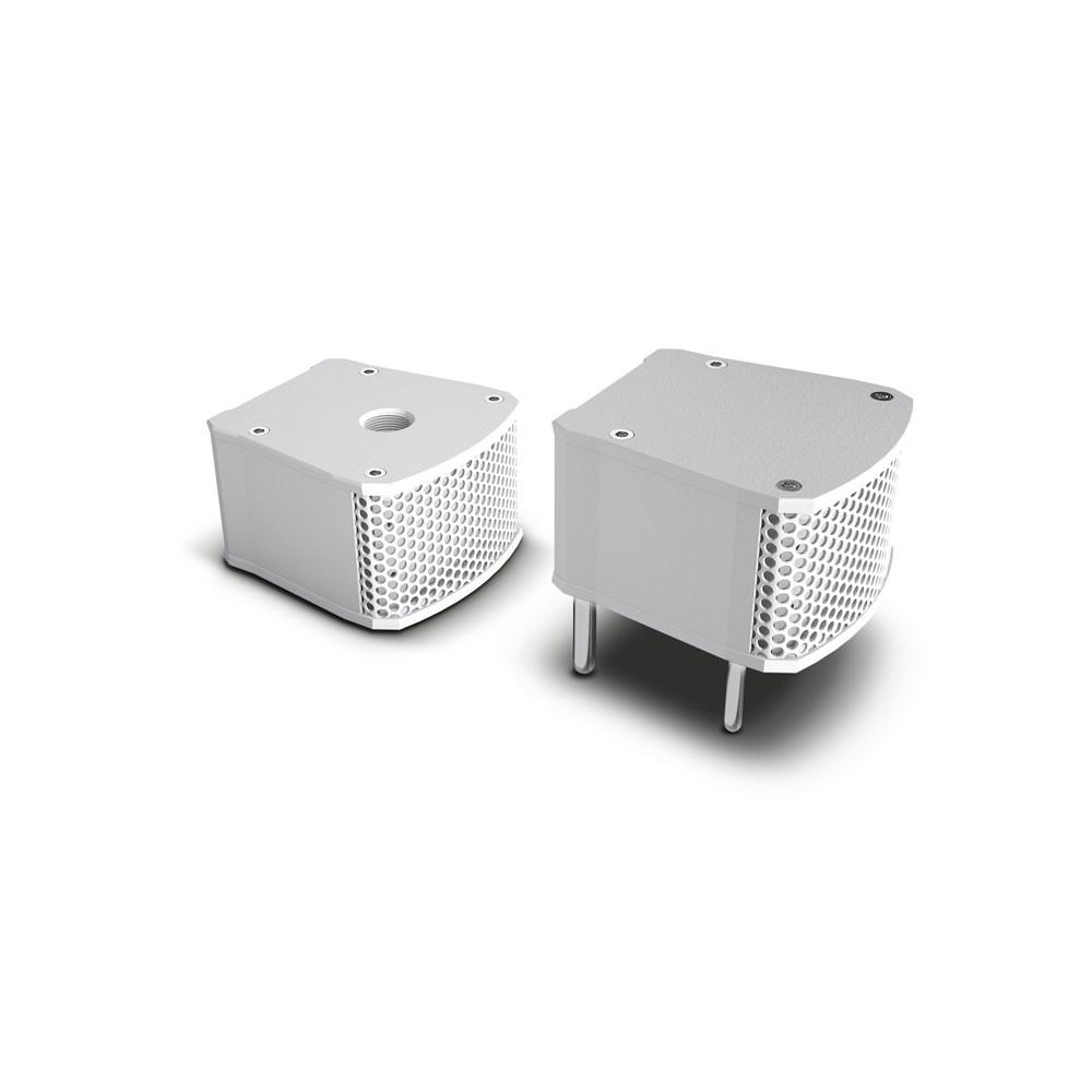 M G2 IK 2 W Wandmontage-Set für MAUI G2 Säulen mit Kipp- und Schwenkmechanismus