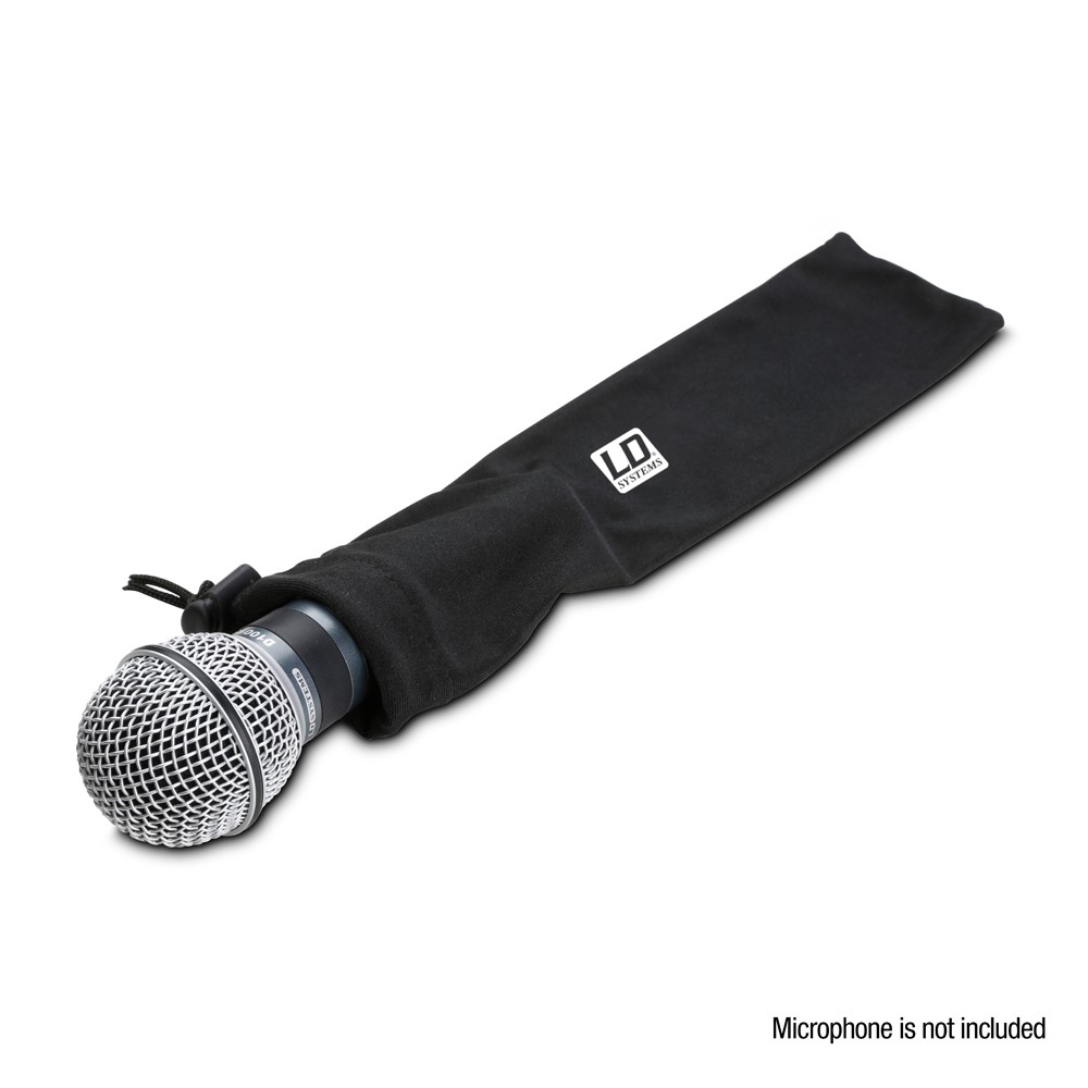 MIC BAG S Drawstring Microphone Bag