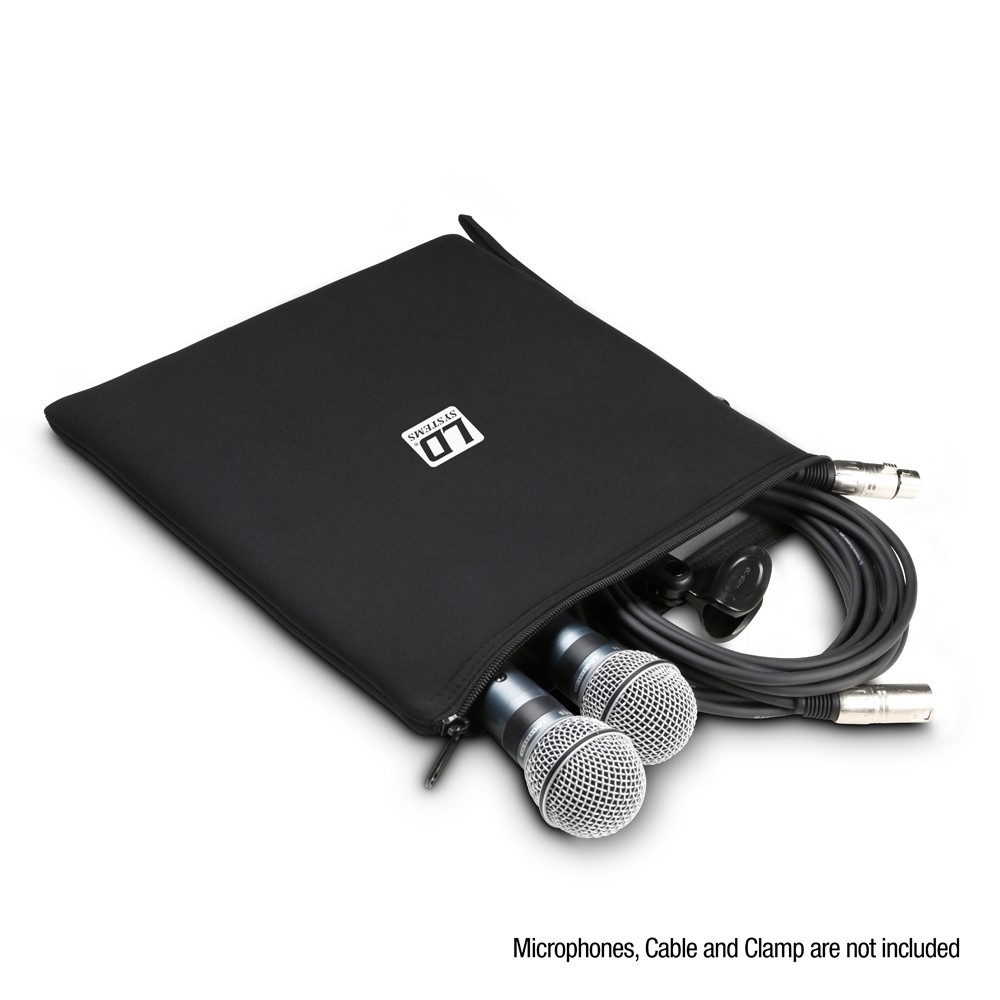 MIC BAG XL Universal microphone bag, 300 x 300 mm